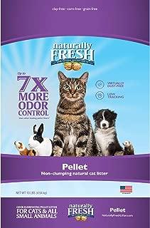 Naturally Fresh Pellet Formula Unscented Non-clumping Cat Litter