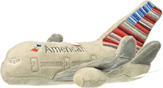 American Airlines Plush Airplane W/Sound