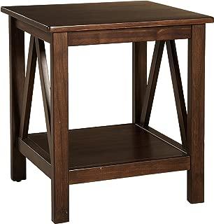Linon Home Dcor Linon Home Decor Titian End Table, 20