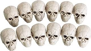 small halloween skulls