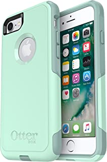 OtterBox COMMUTER SERIES Case for iPhone SE (2nd gen) and iPhone 8/7 (NOT PLUS) - Frustration Free Packaging - OCEAN WAY (AQUA SAIL/AQUIFER)