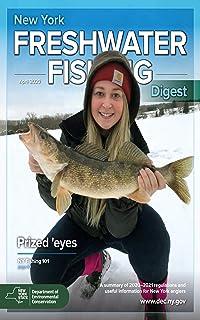 New York Freshwater Fishing Regulations Guide: 2020/21