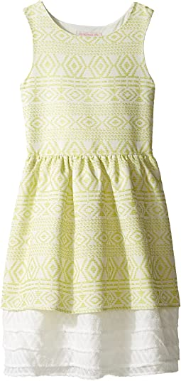 Amaryllis Dress (Toddler/Little Kids/Big Kids)