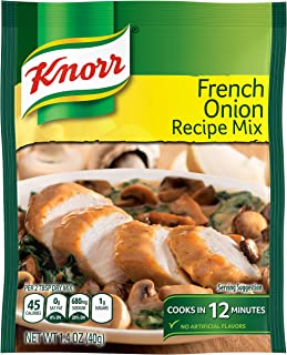 Knorr Recipe Mix, French Onion, 1.4 oz(Pack Of 12)
