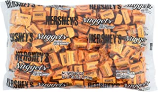 hershey nuggets toffee and almonds