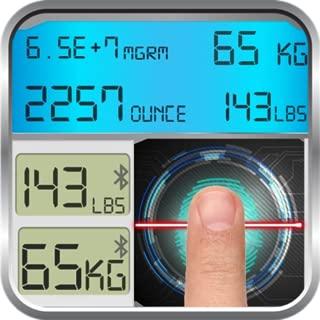 Weight digital scanner Prank