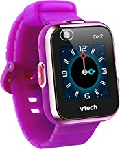 VTech KidiZoom Smartwatch DX2, Purple, Great Gift For Kids, Toddlers, Toy for Boys and..