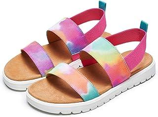 صندل های کفش تابستانی تابستانی بچه گانه Tomikik | صندل های پرنسس با بند مچ پا