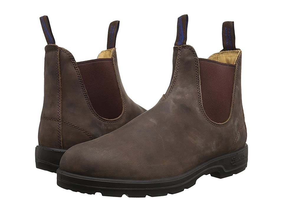 Blundstone BL584 (Rustic Brown) Pull-on Boots