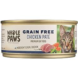 Whole Paws Grain Free Chicken Pate, 5oz