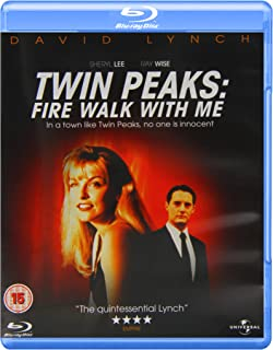 Twin Peaks: Fire Walk with Me Twin Peaks - Les 7 derniers jours de Laura Palmer Twin Peaks: Fire Walk with Me, Teresa Banks and the Las NON-USA FORMAT Reg.B United Kingdom