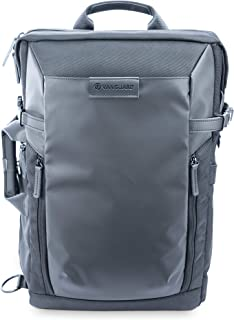 Vanguard Veo Select 45M BK - Mochila y Bolso 2 en 1, para Uso Fotográfico y Diario, Color Negro