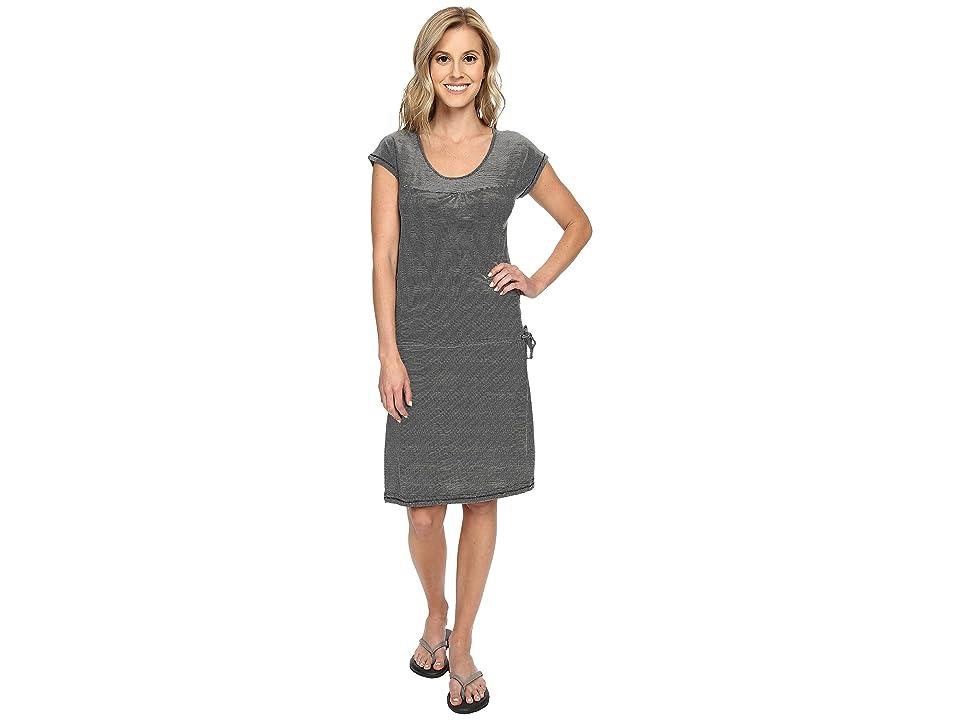 Lole Yasmine Dress (Black Stripe) Women