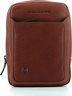 PIQUADRO Bag Black Square Male Brown - CA3084B3-CU