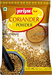 PRIYA FOODS Coriander Powder 200 Gm (Pouch)