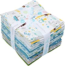 Lori Whitlock Sweet Baby Boy 18 Fat Quarters Riley Blake Designs FQ-7850-18