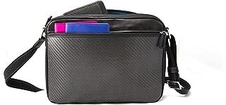 carbon fiber messenger bag