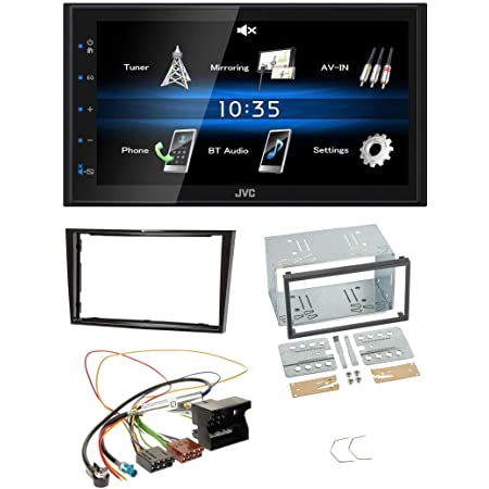 Jvc Kw M24bt Double Din Bluetooth Mp3 Aux Usb Car Elektronik