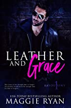 Leather and Grace (Bayou Sins Book 1)