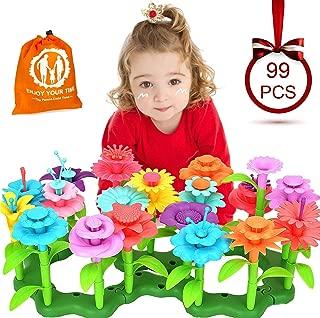 Keyney Flower Garden Building Toys - Garden Building...