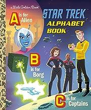 Star Trek Alphabet Book (Star Trek) (Little Golden Book) PDF