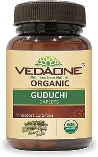Vedaone USDA Organic Guduchi 750mg 60 Caplets