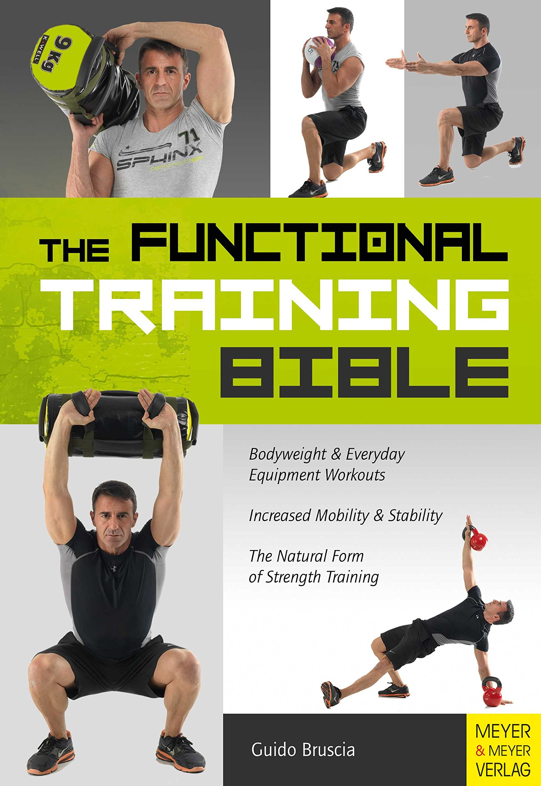 The Functional Training Bible (English Edition)