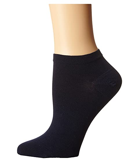 Wolford Calcetines algodón de Navy Dark Sneaker EnETwS1q