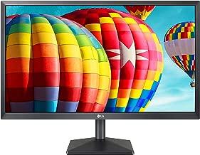 LG 22MK430H-B 21.5-Inch Full HD Monitor with AMD FreeSync, Black (Renewed)
