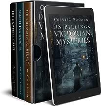 DS Billings Victorian Mysteries Box Set