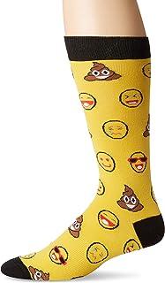 K. Bell Socks Men's Classics Novelty Crew Socks
