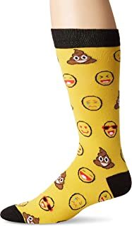 Men's Classics Novelty Crew Socks