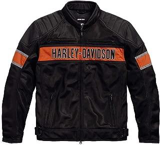 HARLEY-DAVIDSON Men's Trenton Mesh Riding Jacket