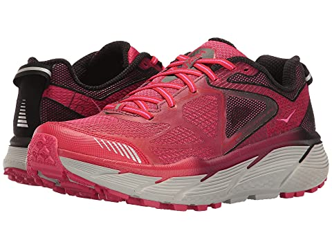 Hoka One One Shoes , NEON FUCHSIA/VIRTUAL PINK