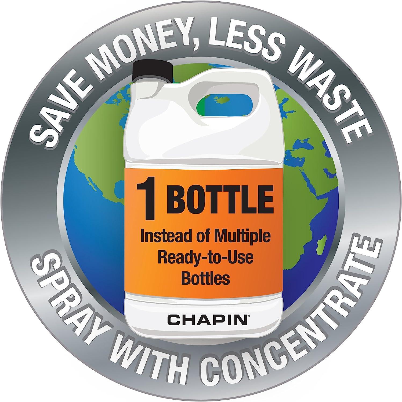 Chapin 20003 3 Gallon Lawn Garden and Multi-Purpose Sprayer with Adjustable Nozzle