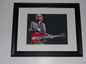 Framed Tom Petty 2017 40th Anniversary Tour Print Poster 14