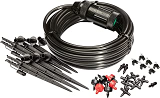 Rain Bird WTRKT Drip Irrigation Container Watering Kit, Connects to Faucet, 1/4