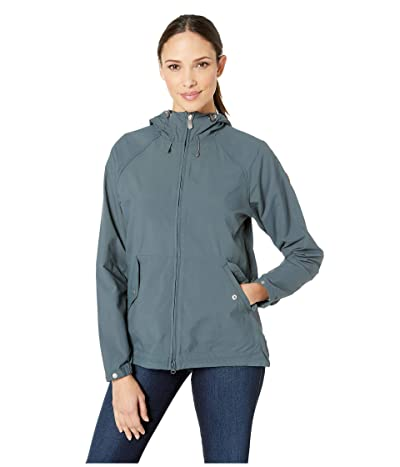 Fjallraven Greenland Wind Jacket (Dusk) Women