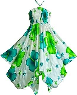 Zigzag Hem Women's Bloom Chaba W Gypsy Sundress Multicoloured One Size SML