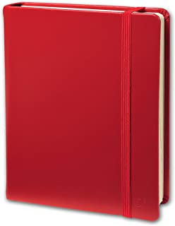 Quo Vadis Habana Ruled Notebook A5 Red