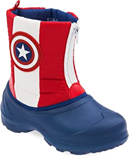Marvel Captain America Rain Boots for Kids
