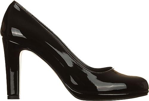 Vialeschuhe - schuhe de Vestir para damen schwarz schwarz 40 EU