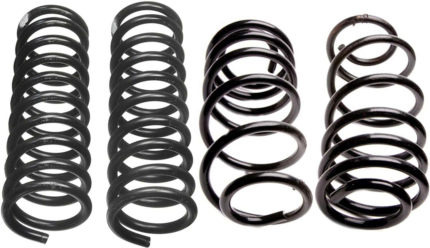 Lesjofors Tucson Mall Front STD Rear Sale special price Cargo Coil 7. Kit Springs For Marquis