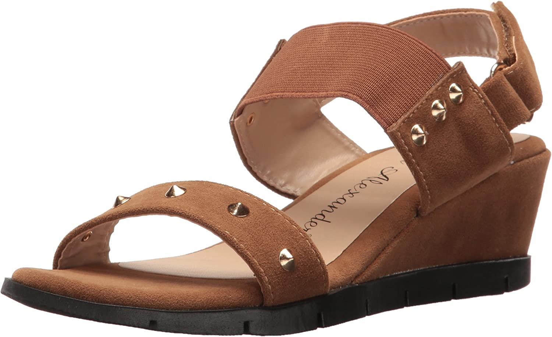Athena Alexander Womens Pennye Wedge Sandal