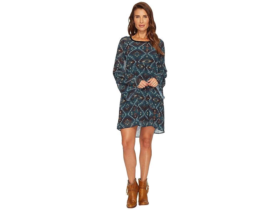 Double D Ranchwear Royston Mine Tunic/Dress (Multi) Women