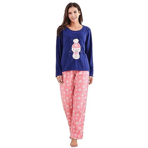 Richie House Women s Soft and Warm Fleece Two-Piece Set Size S-XL RHW2773 edb4f6244