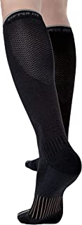 Copper Fit unisex-adult 2.0 Easy-on and Easy-off Knee High Compression Socks