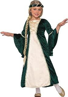 Forum Novelties Kids Lady Of Sherwood Costume, Green, Small