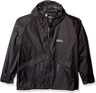 Red Ledge Unisex Adult Thunderlight Jacket, Black, XX-Large