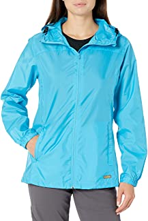 Solstice Apparel Women's Non-Taped Rain Jacket